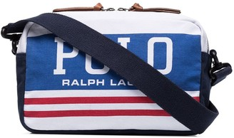 Polo Ralph Lauren Logo-Print Cross Body Bag