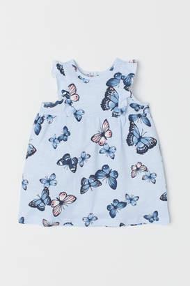 H&M Ruffled Dress