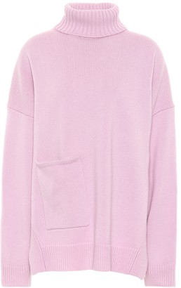Tibi Exclusive to Mytheresa a cashmere turtleneck sweater
