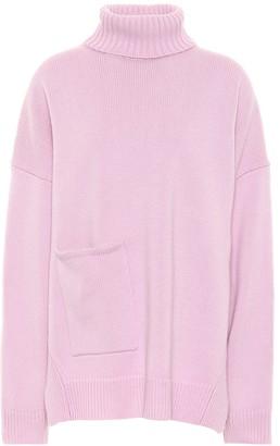 Tibi Exclusive to Mytheresa cashmere turtleneck sweater