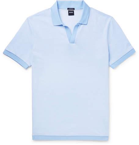 5284342b HUGO BOSS Men's Polos - ShopStyle