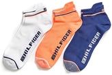 Tommy Hilfiger Athletic No Socks 3pk Show