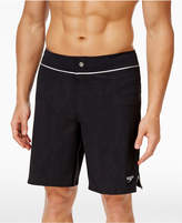 Speedo Men's Packable Geometric Board Shorts