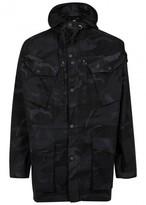 Maharishi Camouflage Brushed Cotton Jacket