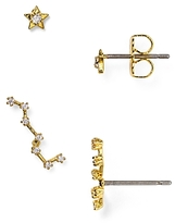BaubleBar Constellation Ear Climber & Stud Set