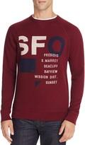Junk Food Clothing Sfo San Francisco Graphic Sweatshirt - 100% Exclusive