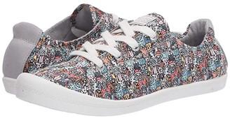 BOBS from SKECHERS Beach Bingo (Gray/Multi) Women's Shoes
