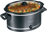 Hamilton Beach 8-qt. Oval Slow Cooker + Lid Rest