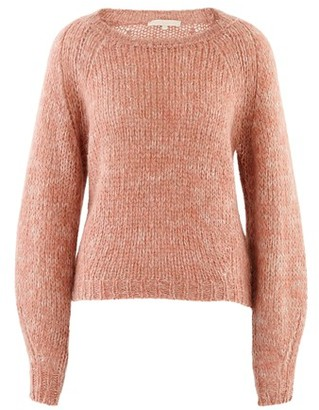 Vanessa Bruno Mohair and alpaca Knitted Nais sweater
