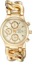 Jivago Women's JV1242 Analog Display Swiss Quartz Gold Watch