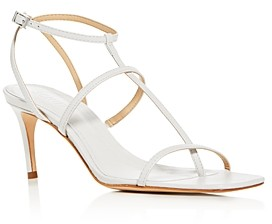 Schutz Women's Ameena T-Strap High-Heel Sandals