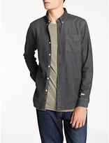 Denham Standard Cyd Shirt, Black
