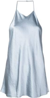 Alexander Wang cold shoulder camisole top
