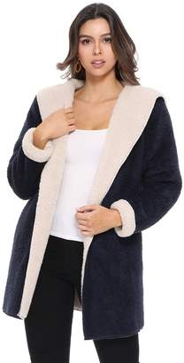 1 Funky Fur Coat With Side Pocket