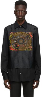 GmbH Black Panel Zodiac Shirt