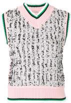 Marco De Vincenzo knitted vest