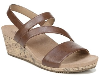 LifeStride Milly Wedge Sandal