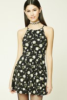 Forever 21 Daisy Print Cami Dress