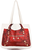 Singer22 Super Together Bag Moto Series in Red - by Thursday Friday