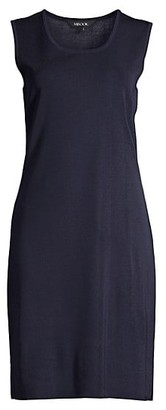 Misook Sleeveless Sheath Dress