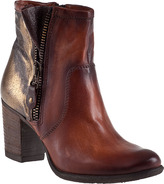 Mjus Maddie Ankle Boot Cognac Leather