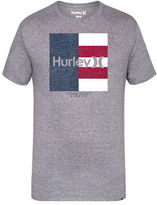 Hurley Regular-Fit Tri-Blend Tee
