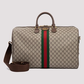 Gucci Ophidia GG Large Carry-On Duffle Bag