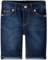 Levi's Sweetie Glitter Denim Bermuda Shorts, Toddler & Little Girls (2T-6X)