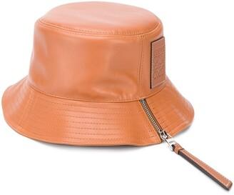 Loewe Anagram embossed fisherman hat