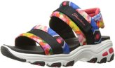 Skechers Cali Women's D'lites-Common Thread Wedge Sandal