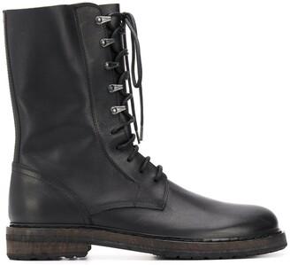 Ann Demeulemeester Calf-Length Boots
