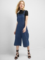 Gap Denim culotte overalls