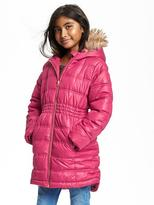 Old Navy Classic Hooded Frost Free Jacket for Girls