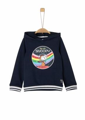 S'Oliver Girl's 53.911.41.2215 Sweatshirt