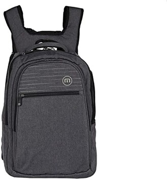 Travis Mathew Tasked Backpack (Charcoal) Backpack Bags