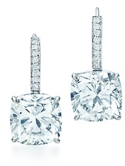 Tiffany & Co. Novo® diamond earrings