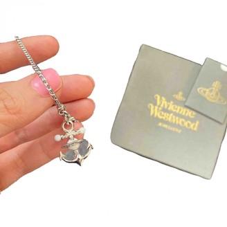 Vivienne Westwood Silver Metal Bracelets