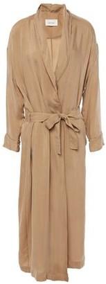 American Vintage Belted Washed Twill Jacket