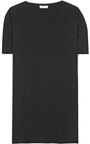 Equipment Oversized Riley Silk T-shirt