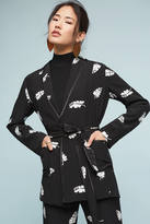 Capulet Leaf-Printed Jacket