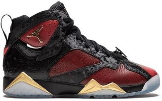 "Nike Kids TEEN Air Jordan 7 Retro ""Doernbecher"" sneakers"