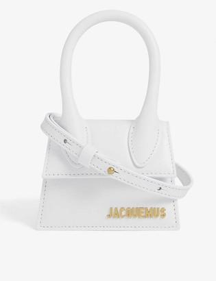 Jacquemus Le Chiquito mini leather top handle bag