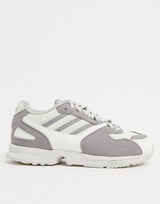 adidas ZX 400 trainers in grey
