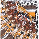 Roberto Cavalli printed scarf - women - Modal - One Size