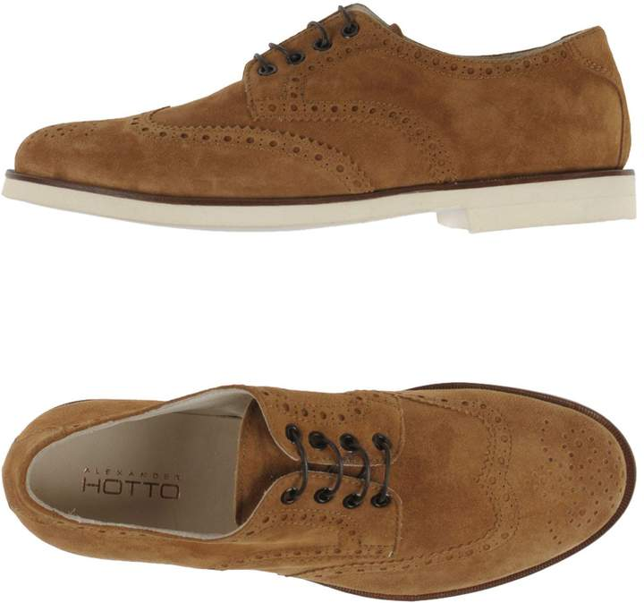 Alexander Hotto Lace-up shoes - Item 44987039