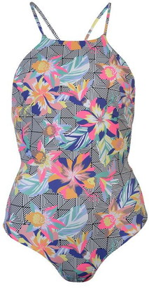 O'Neill Reversible High Neck Swimsuit Ladies