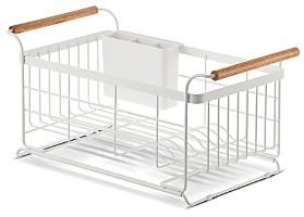 Yamazaki Tosca Over-The-Sink Dish Drainer Rack