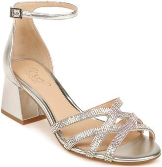 Badgley Mischka Fidelia Ankle Strap Sandal