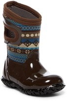 Bogs North Hampton Stripes Waterproof Rain Boot (Toddler, Little Kid, & Big Kid)
