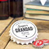 Delightful Living Personalised Bottle Opener